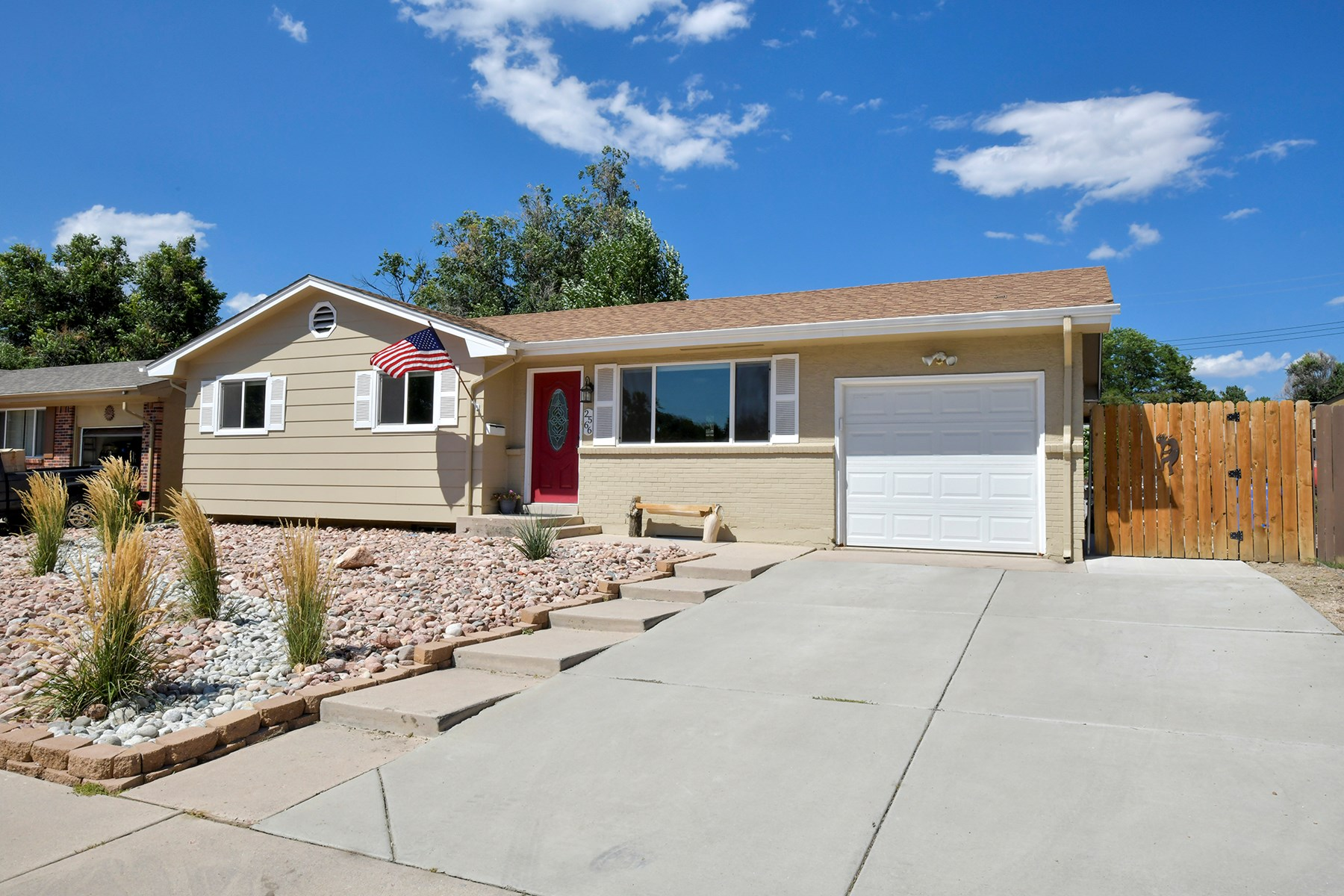 Home for Sale in Central Colorado Springs
