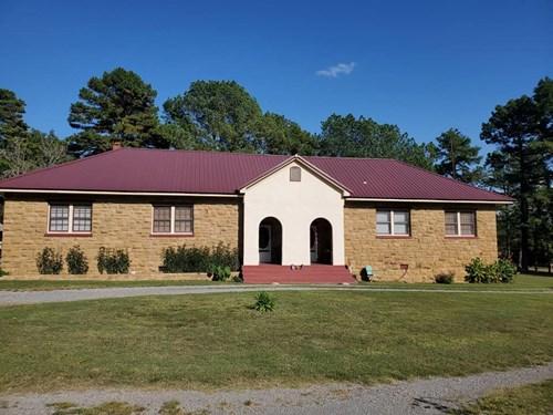 Unique Old Schoolhouse/Home for sale