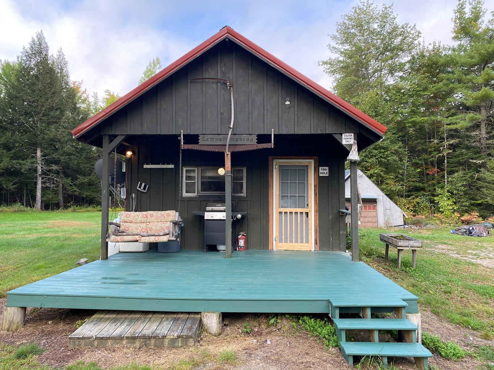 Recreational Camp in Passadumkeag, Maine