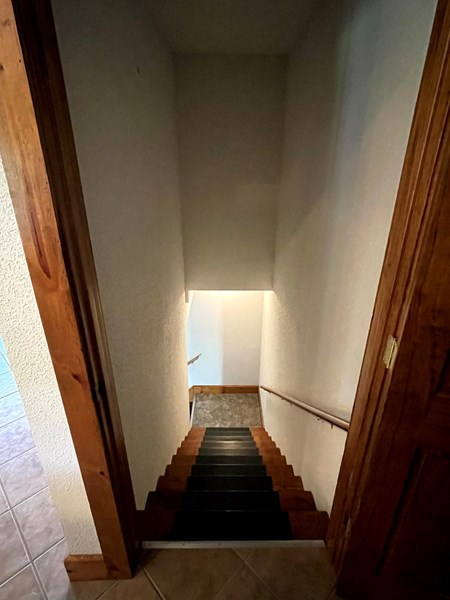 Basement Stairs 10258 CO RD 1006 Auxvasse Mo