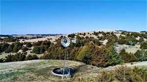 CUSTER COUNTY NEBRASKA RANCH FOR SALE