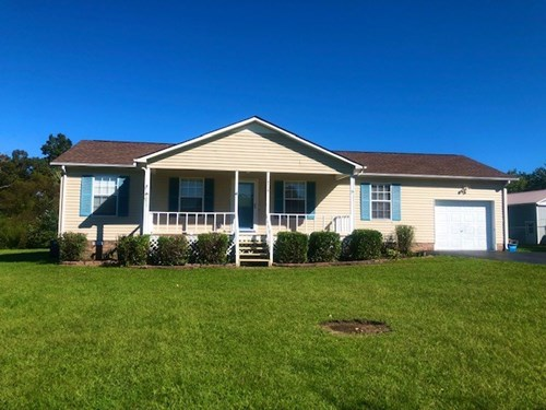 3BR/2BA Ranch Home minutes from Cookeville, TN/Near hospital
