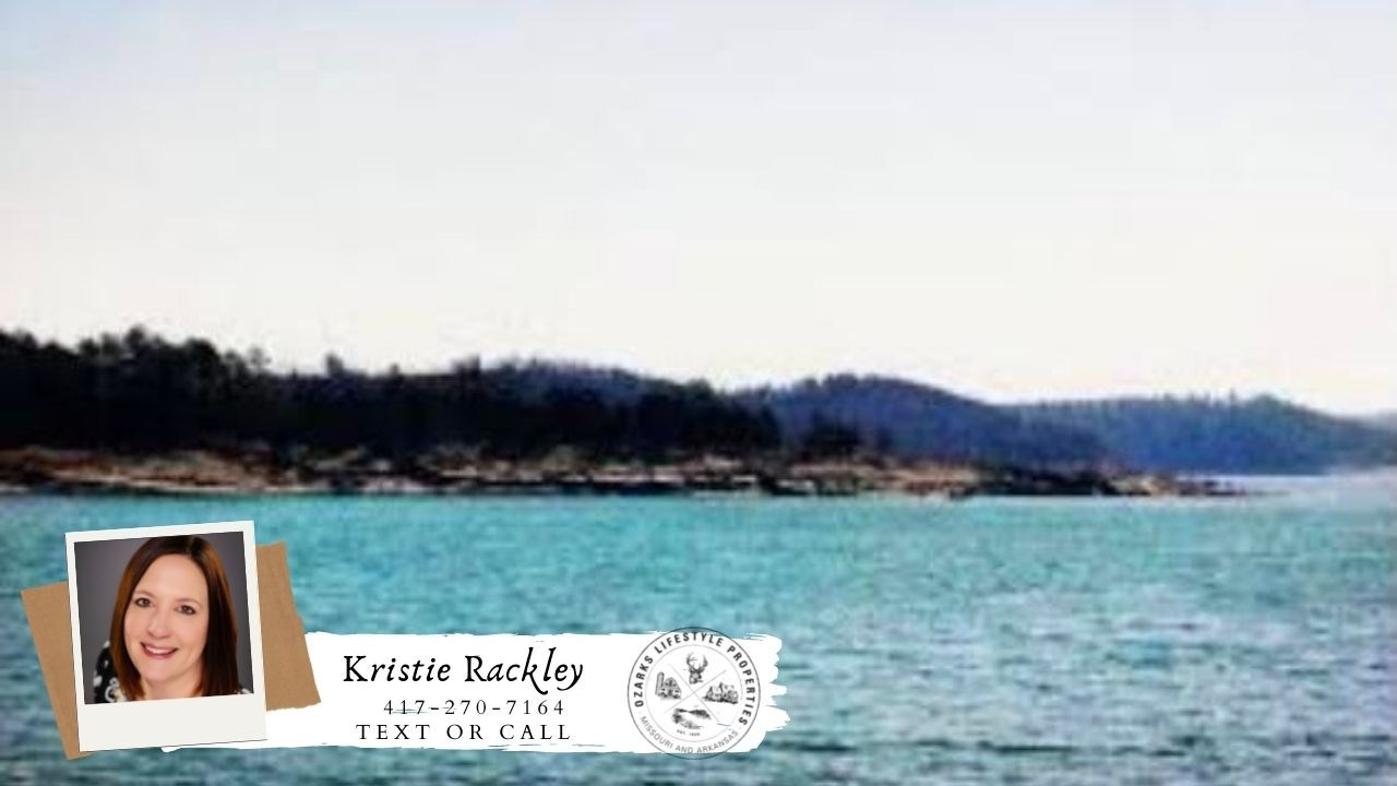 Lake Norfork Lot For Sale in Udall, MO