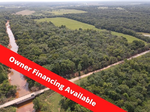 Land for Sale in Stroud Oklahoma