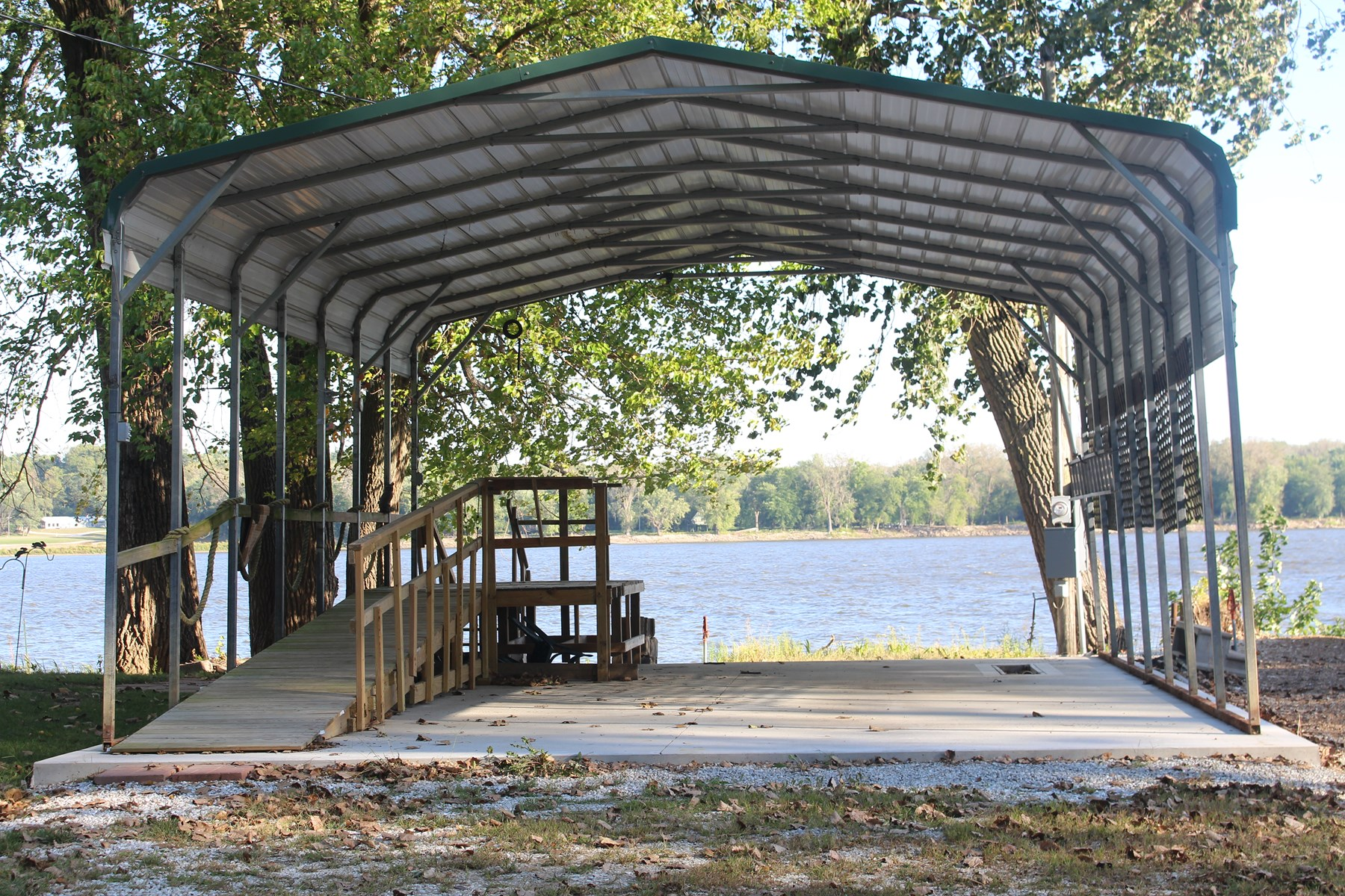 MO Riverfront Lot For Sale, Mississippi Riverfront Property