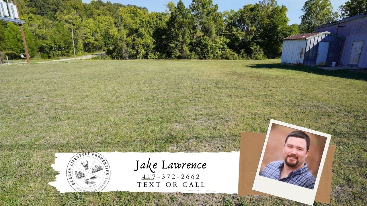 Vacant Lot for Sale in Mammoth Spring