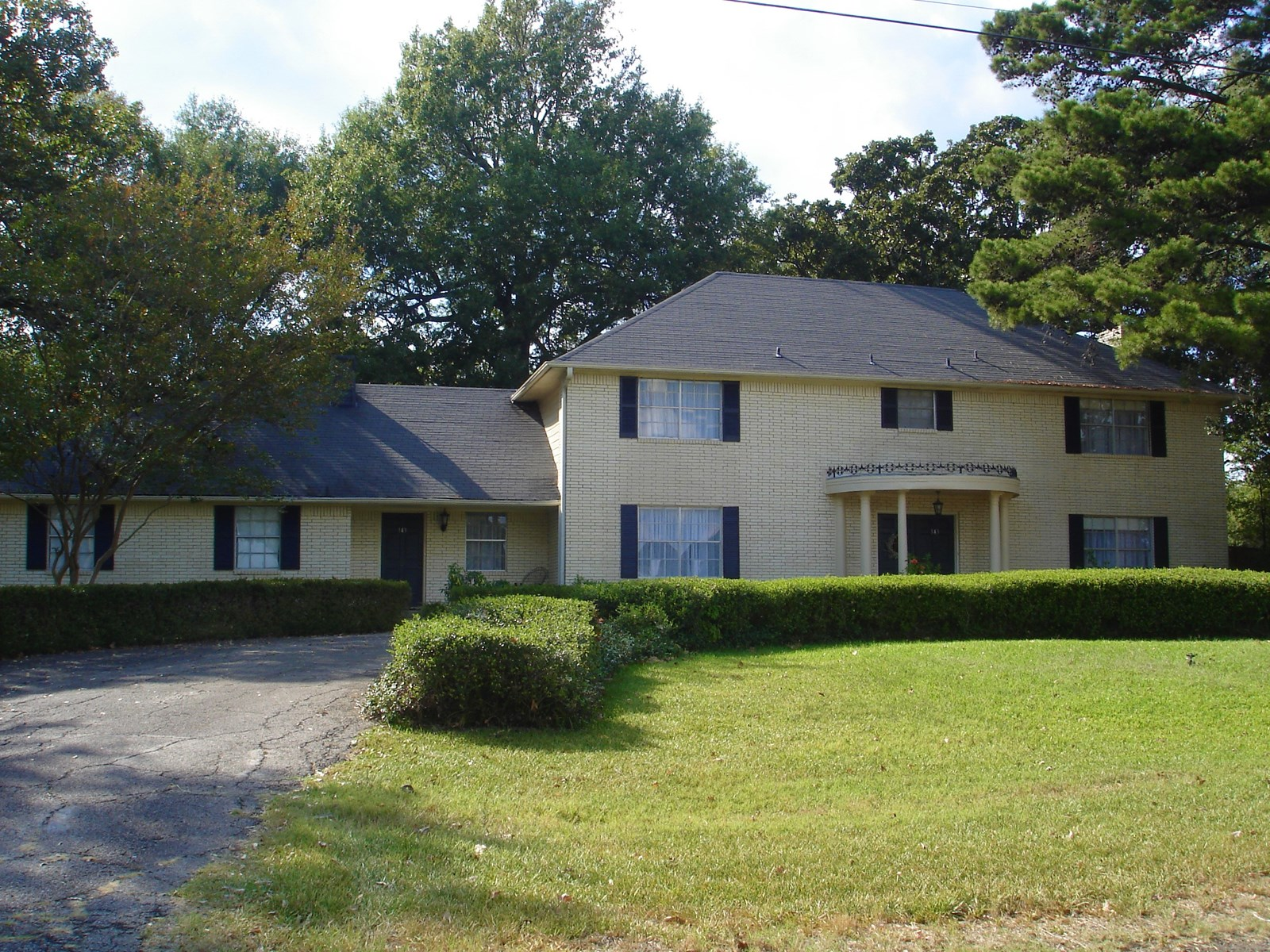 Historic Country Home For Sale Paris Texas Lamar County