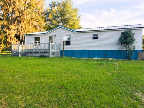 SUSTAINABLE FARM & HOME FOR SALE IN LIVE OAK, FL