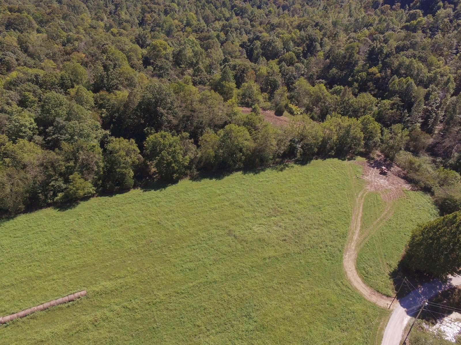 TRACT 3 - 22+/-ACRES - HUNTING - BLDG. SITES - LIBERTY, KY