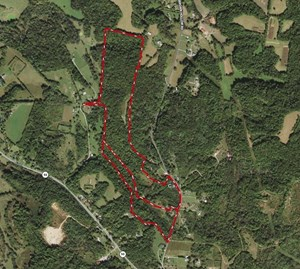 LAND WITH ACREAGE & HOME FOR SALE IN COLUMBIA, TENNESSEE.