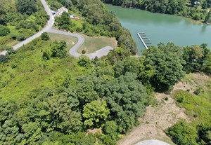 .55 ACRE LOT IN BAYSIDE SUBDIVISION IN BEAN STATION, TN