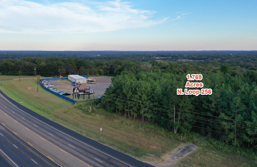 HIGH TRAFFIC COMMERCIAL LAND FOR SALE PALESTINE TX