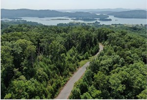 2.49 ACRES IN BAYSIDE SUBDIVISION IN EAST TN FOR SALE