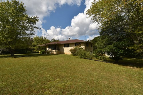 Brick Home For Sale in Hohenwald Tennessee