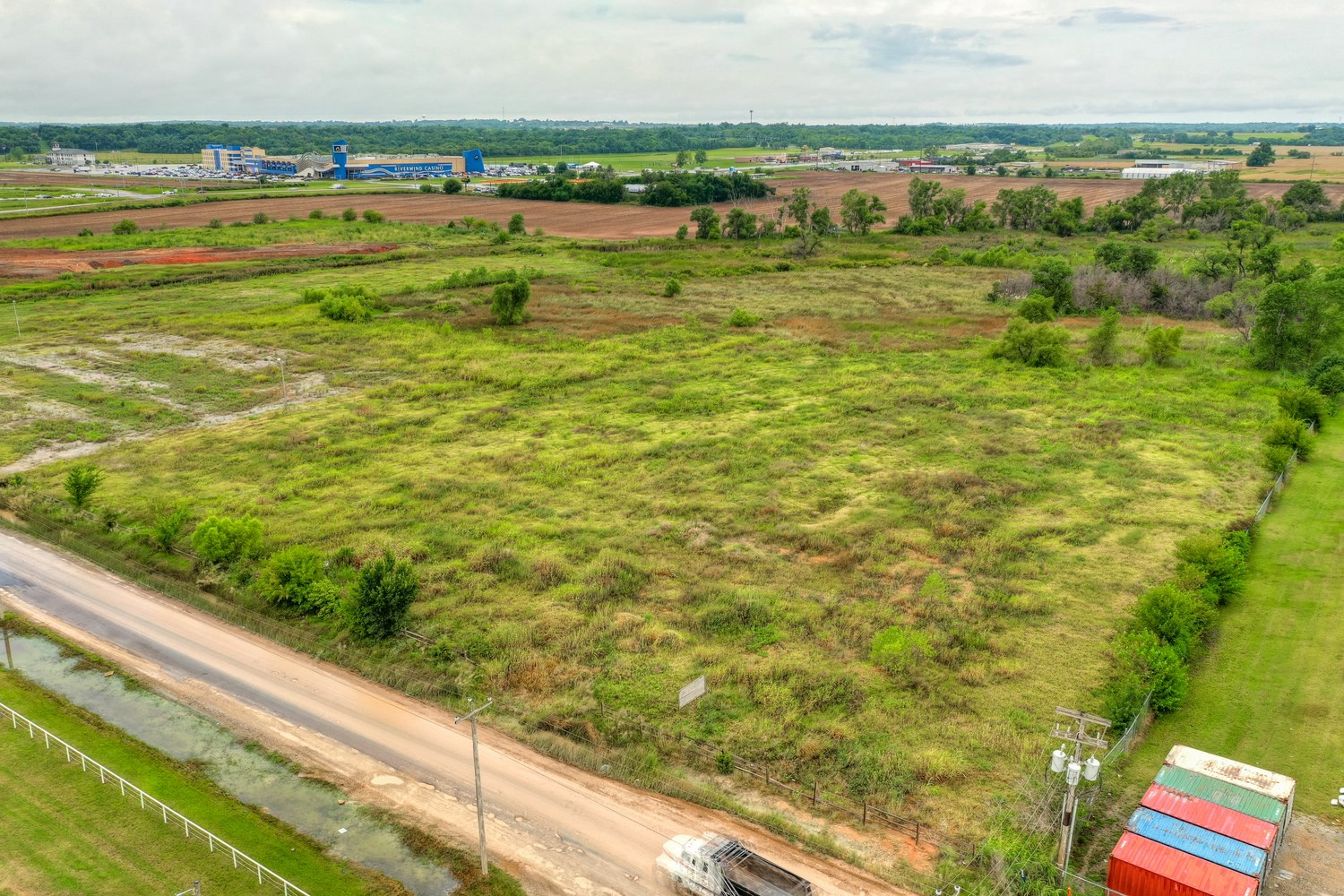 Norman, Oklahoma Commercial Land - 12 Acres