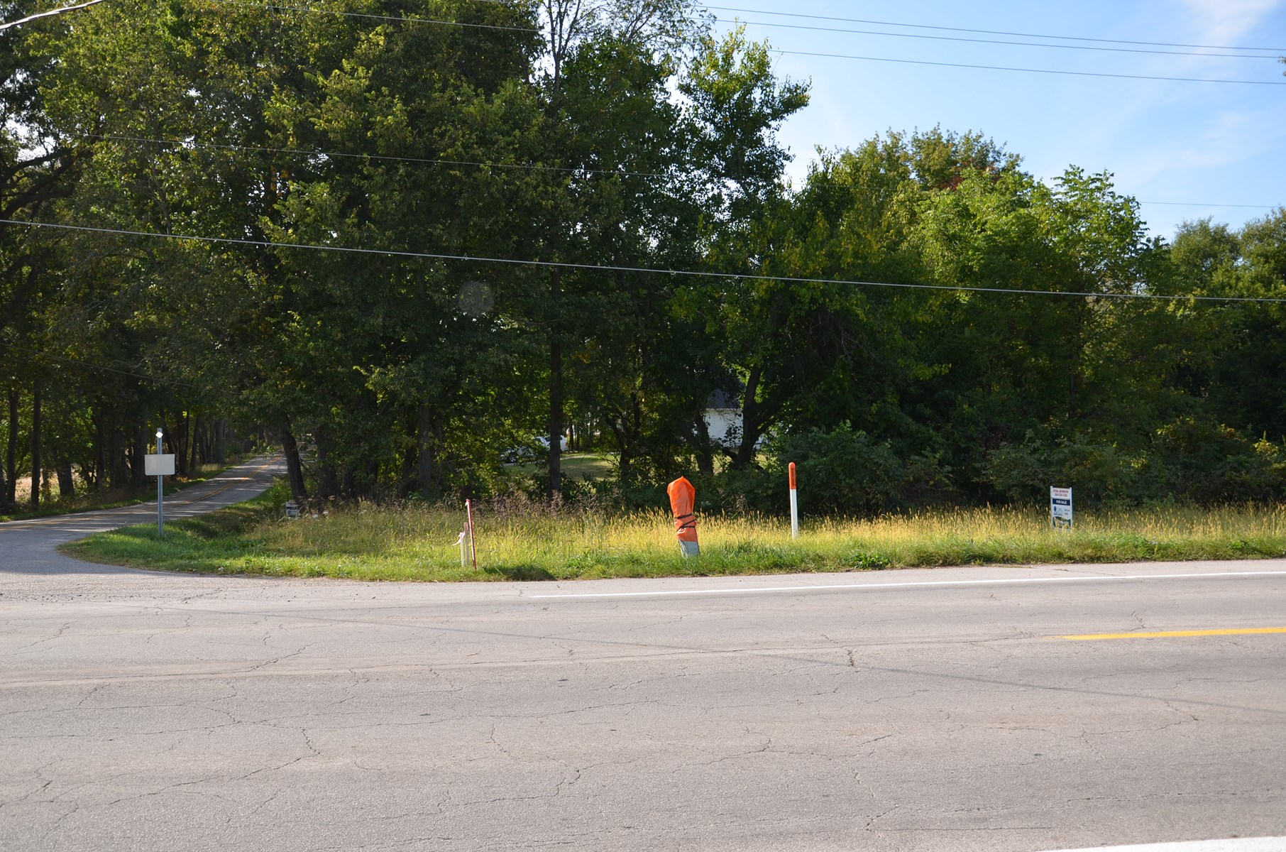 Vacant Building Site For Sale in Richland, Michigan!