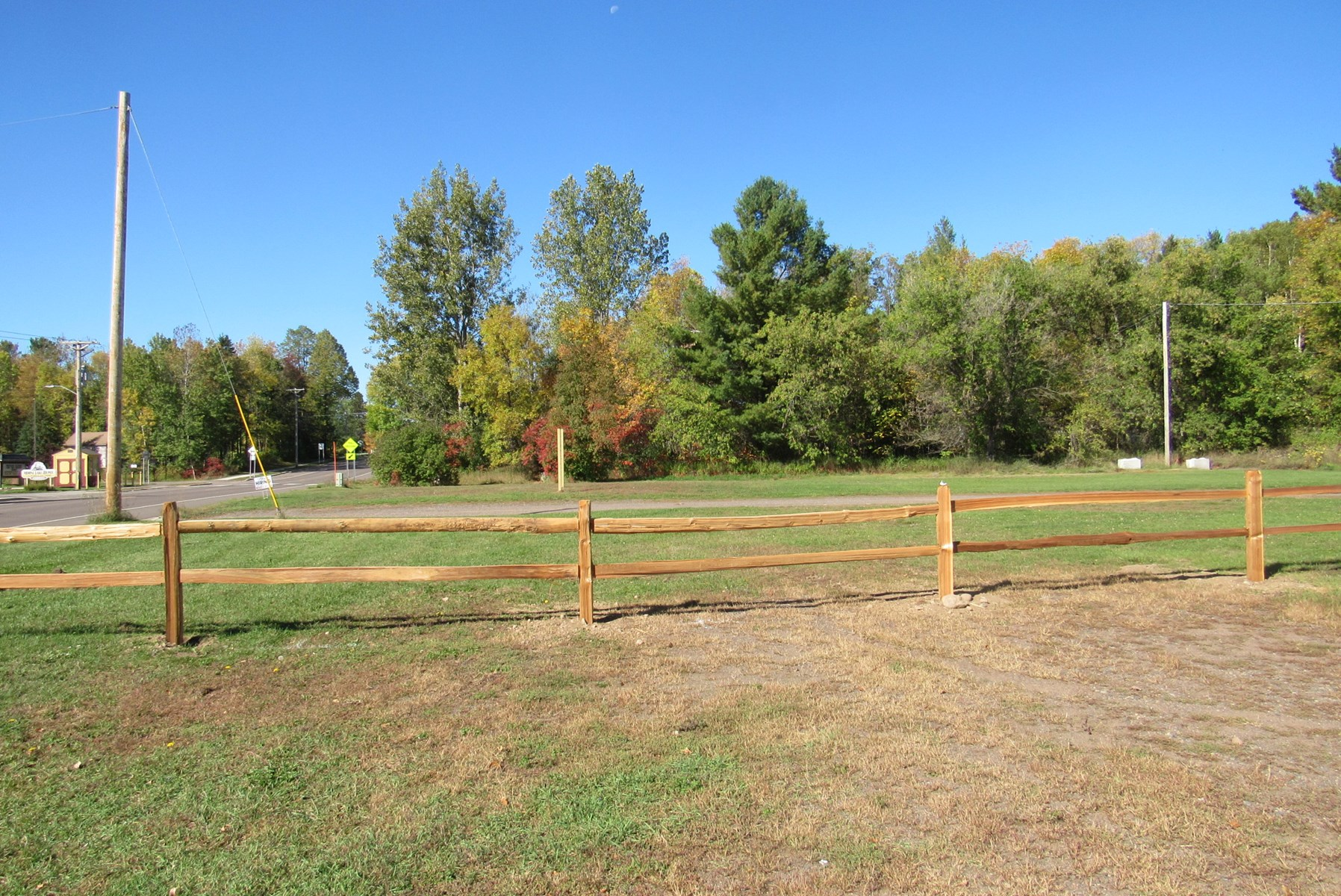 0.6 Acre In-Town Lot of Land For Sale in Moose Lake MM