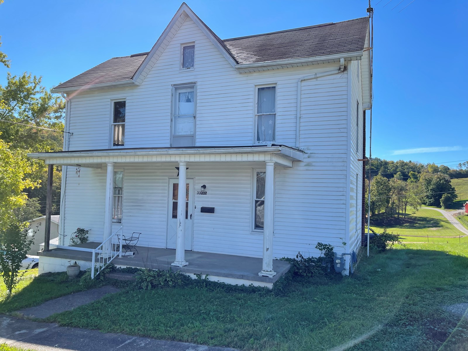 Lewisville, OH Two Story home For Sale