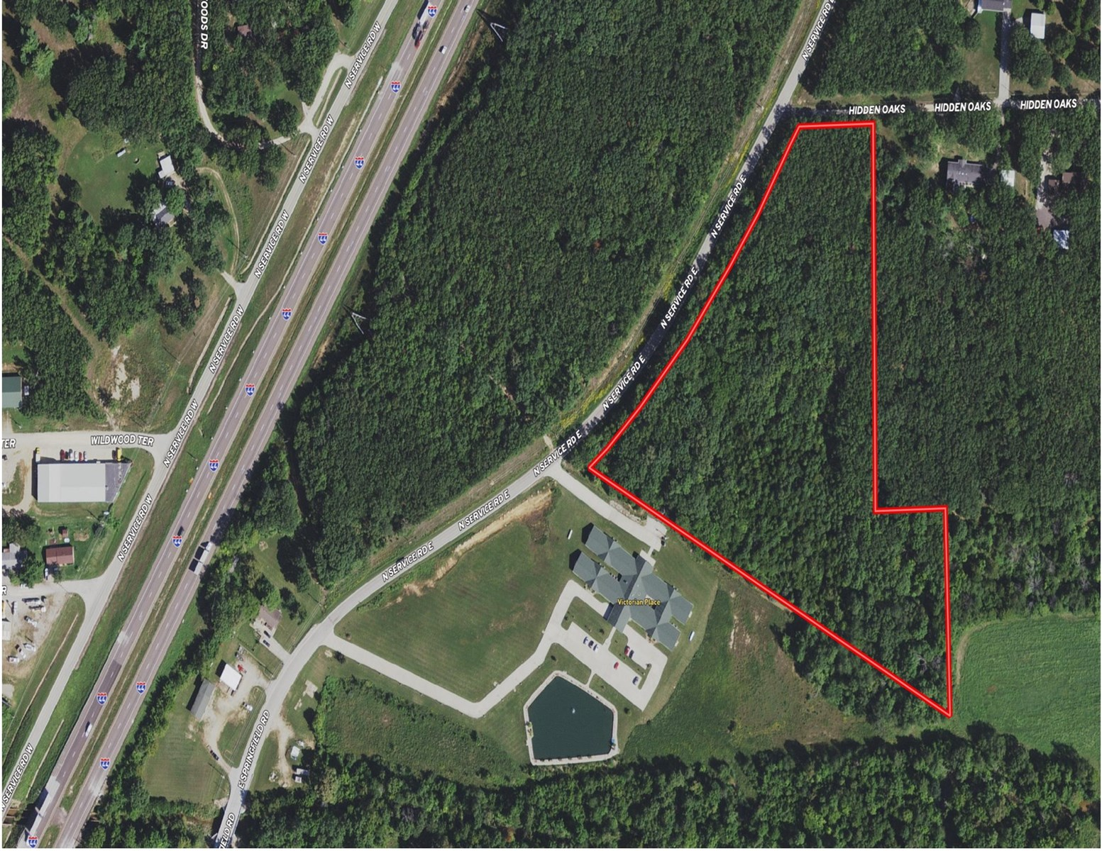 Commercial Acreage Franklin County MO For Sale