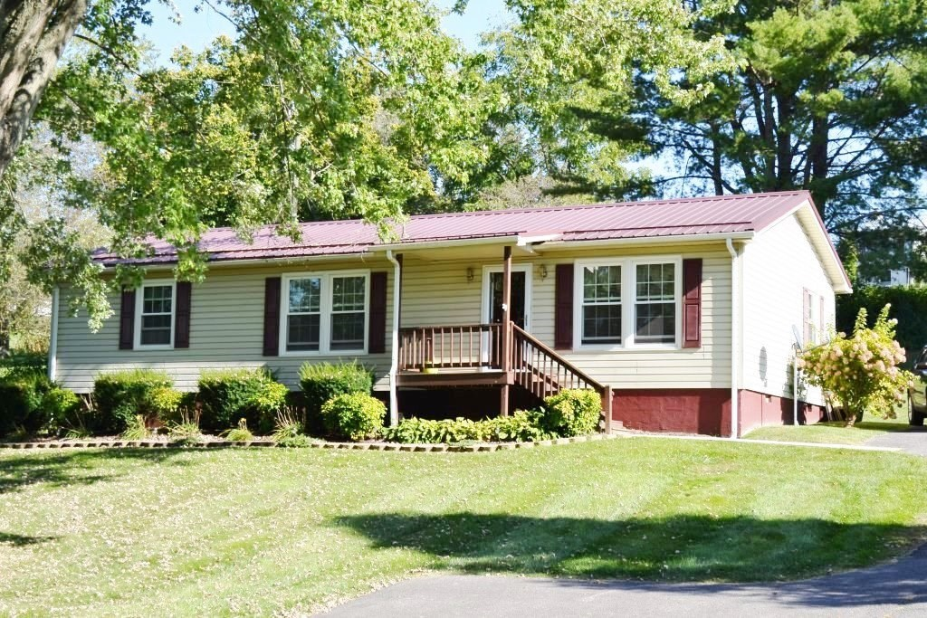 Move-in ready single level home in Wytheville, VA