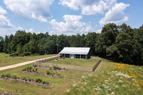 Ecologically Designed Home for Sale in Hohenwald, Tennessee