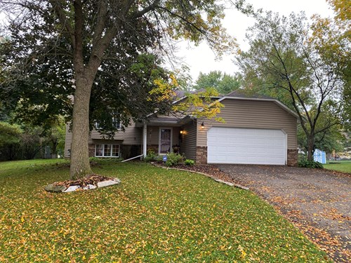4 Bed/ 2 Bath House On A Cul-de-sac For Sale In Twin Cities
