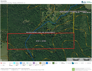 CHEROKEE COUNTY LAND FOR SALE