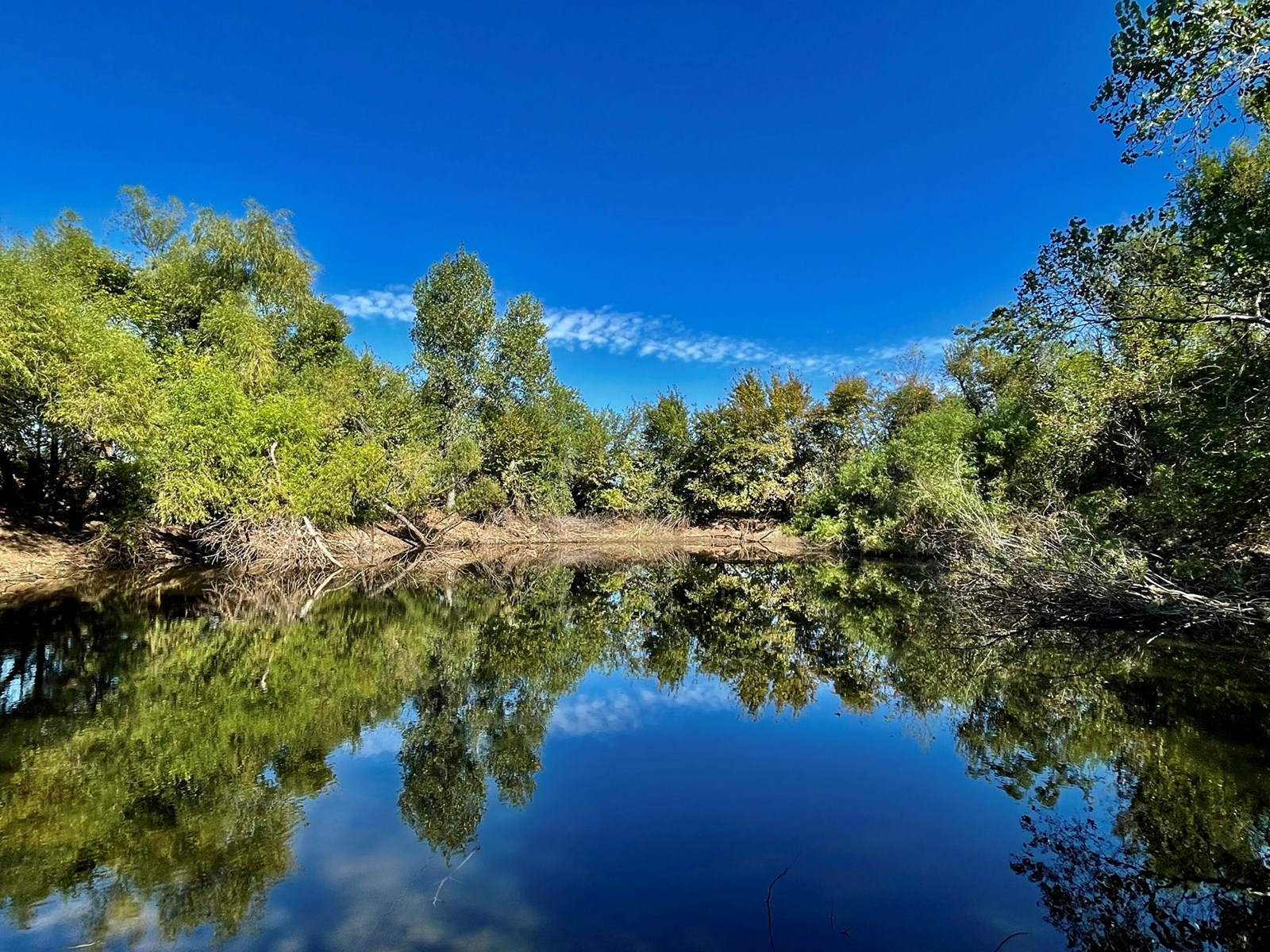Crescent, OK 12.5 Acres with BEAUTIFUL POND