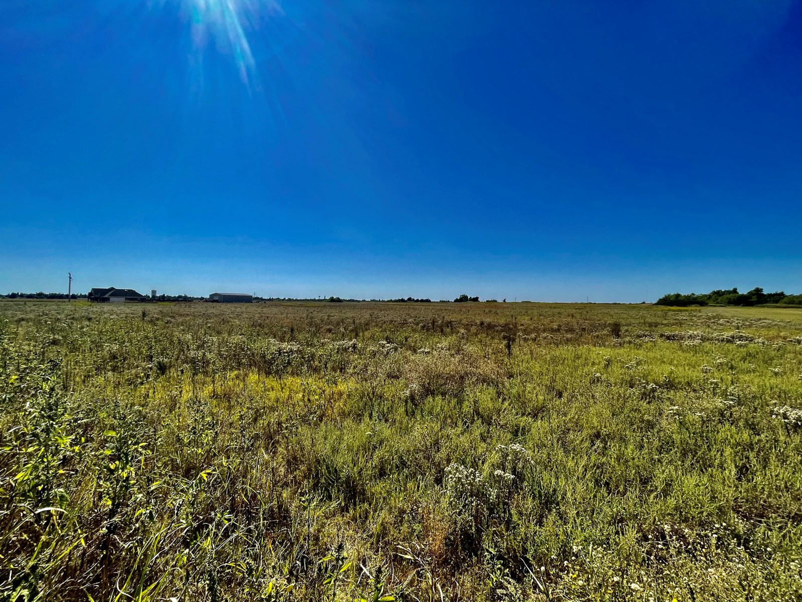 Crescent, Oklahoma - 29 Acres with Highway Frontage!