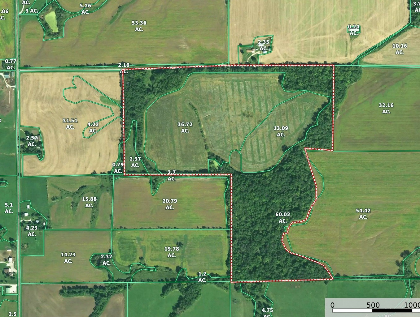 MO Whitetail Deer Hunting, Land For Sale MO, CRP Income