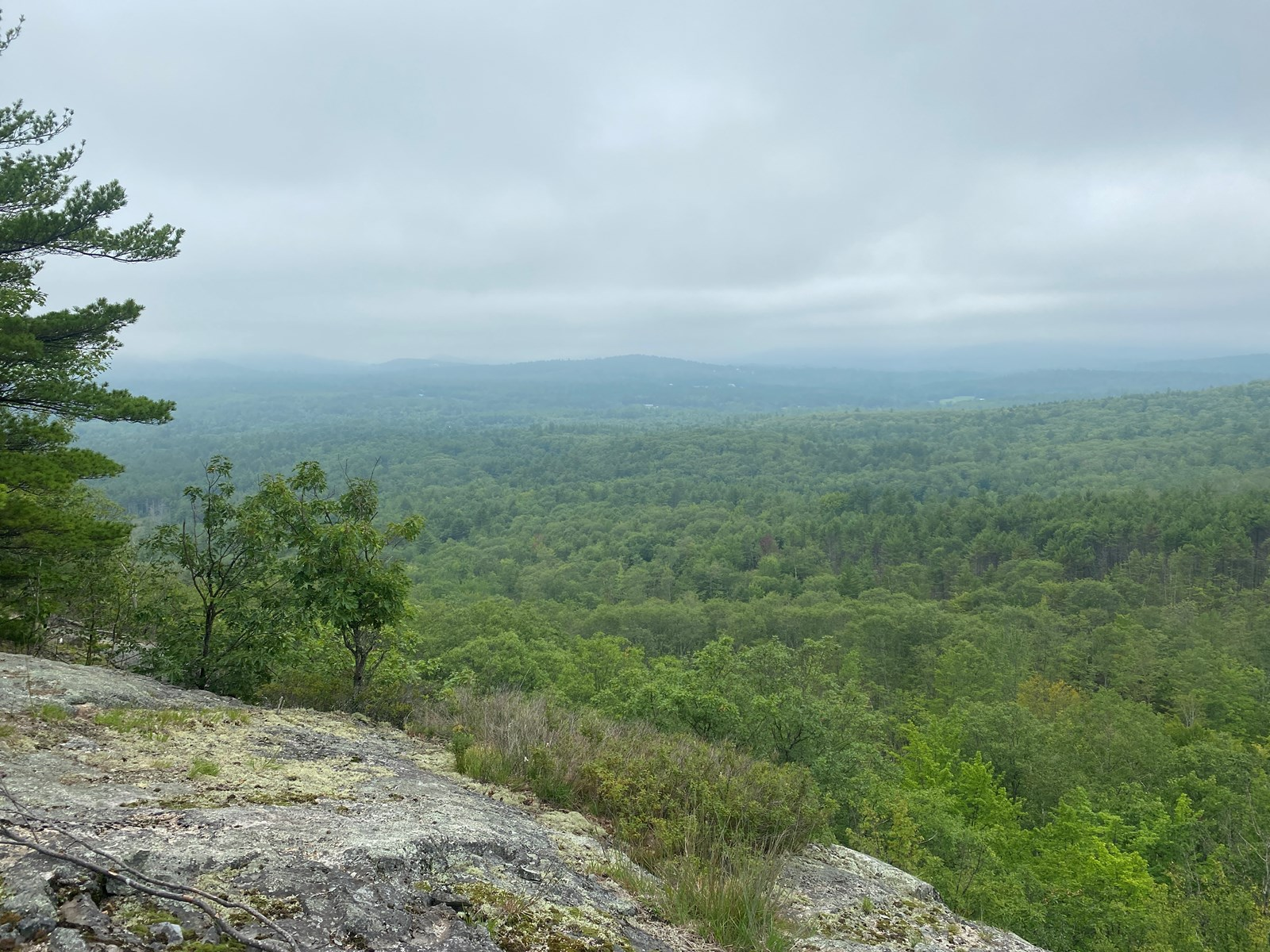 Mountain land for sale in Brownfield, Maine