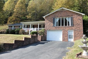 RANCH STYLE HOME FOR SALE IN SALTVILLE VA