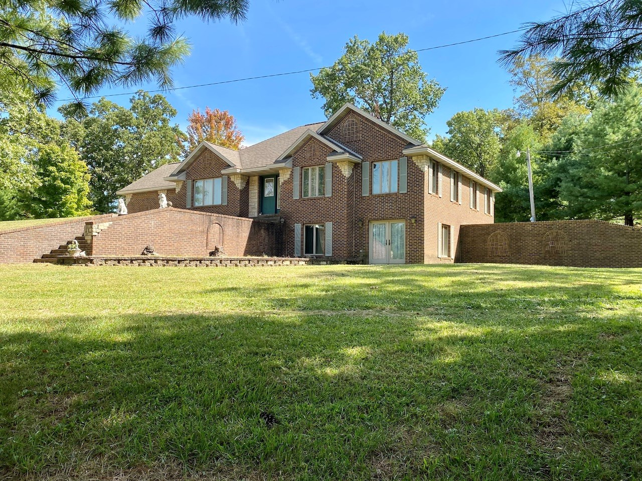 Brick Home with Private Setting for Sale - West Plains, MO