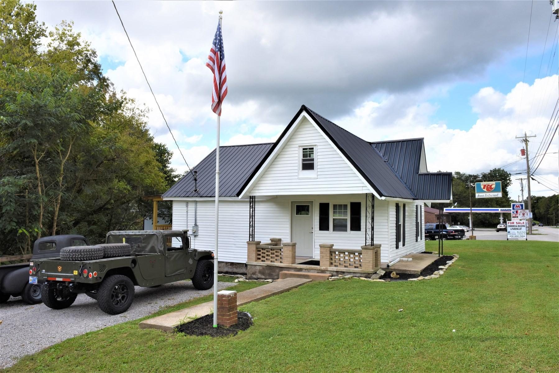 Small House, Renovated, New Kitchen, New Bath, Shop/Garage