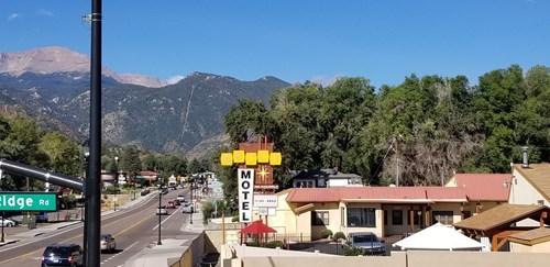 Mecca Motel  3518 West Colorado Avenue, Colorado Springs CO