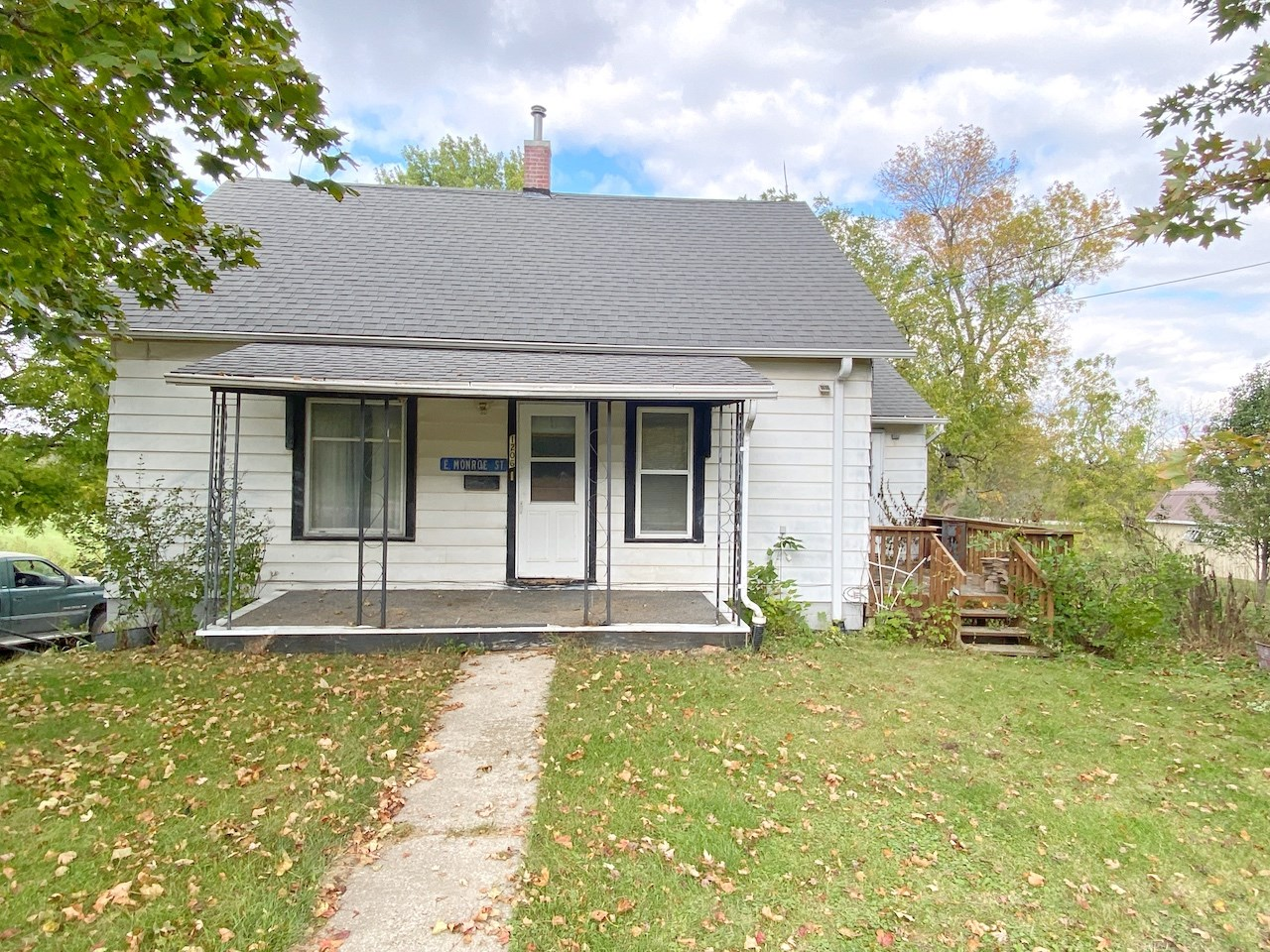 Affordable Home For Sale Mount Ayr Iowa Investment Property