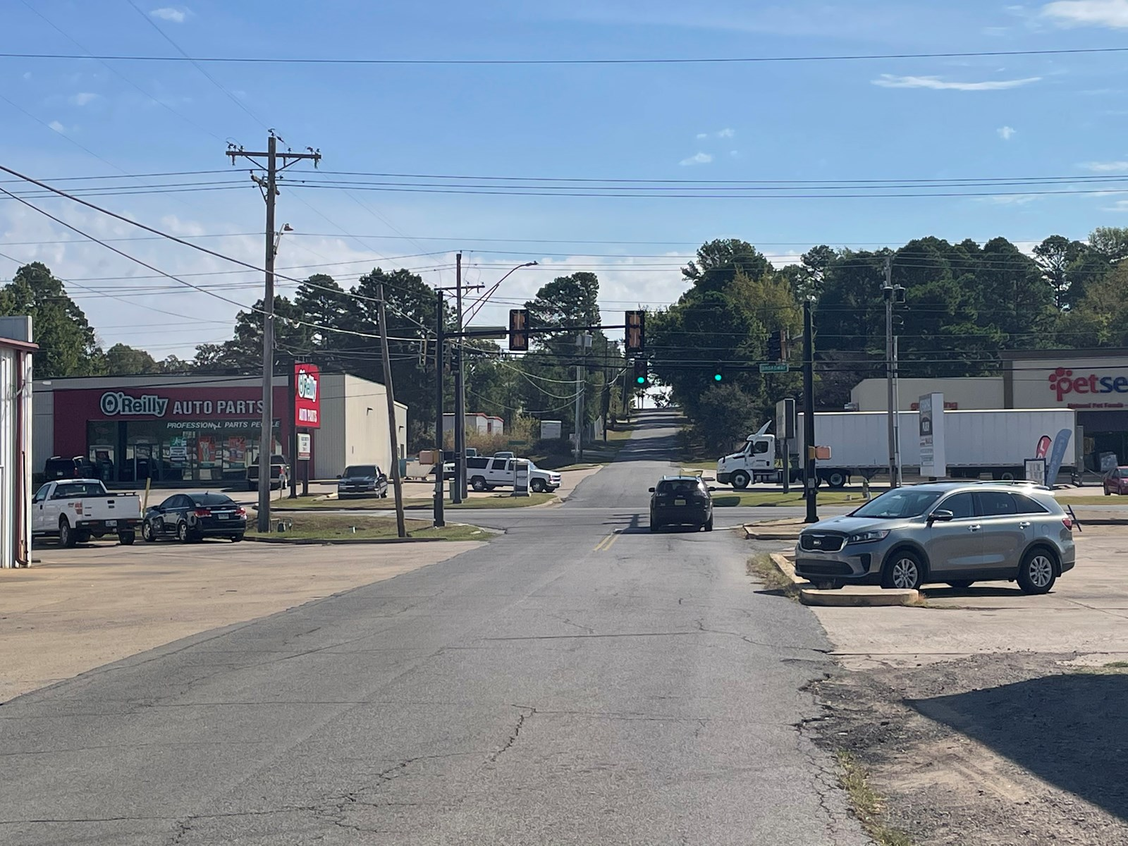 COMMERCIAL PROPERTY FOR SALE IN POTEAU, OKLAHOMA
