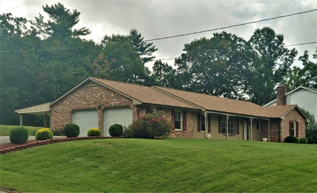 One Level Brick Home for Sale in Christiansburg VA!