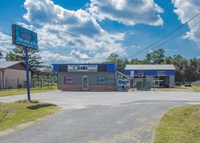 COMMERCIAL OFFICE BUILDING FOR SALE IN LAKE CITY, FLORIDA