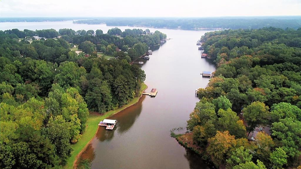 Waterfront Acreage On Lake Gaston, NC
