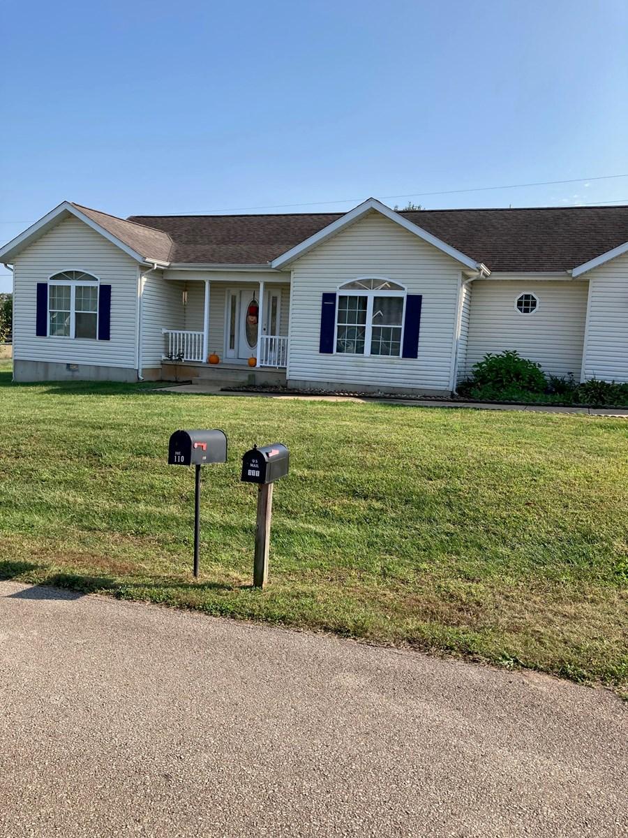Nice home in Piedmont Missouri
