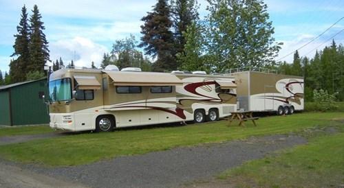 Alaska RV Park for Sale with Excellent Improvements, Income