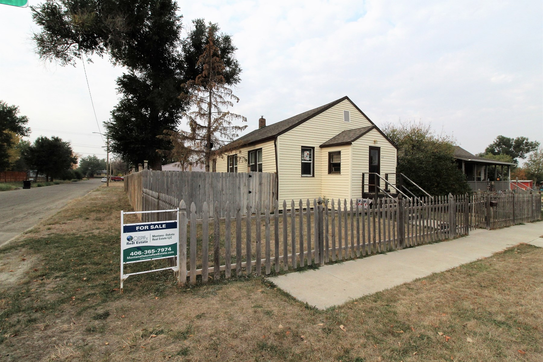 4 Bedroom 2 Bath Home with Double Stall Detached Garage