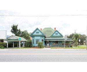 Historic Home Converted to Commercial Restaurant/Cafe in FL