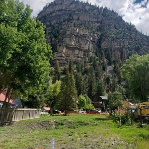LOT FOR SALE, MAIN STREET, MOUNTAIN PROPERTY, OURAY, CO