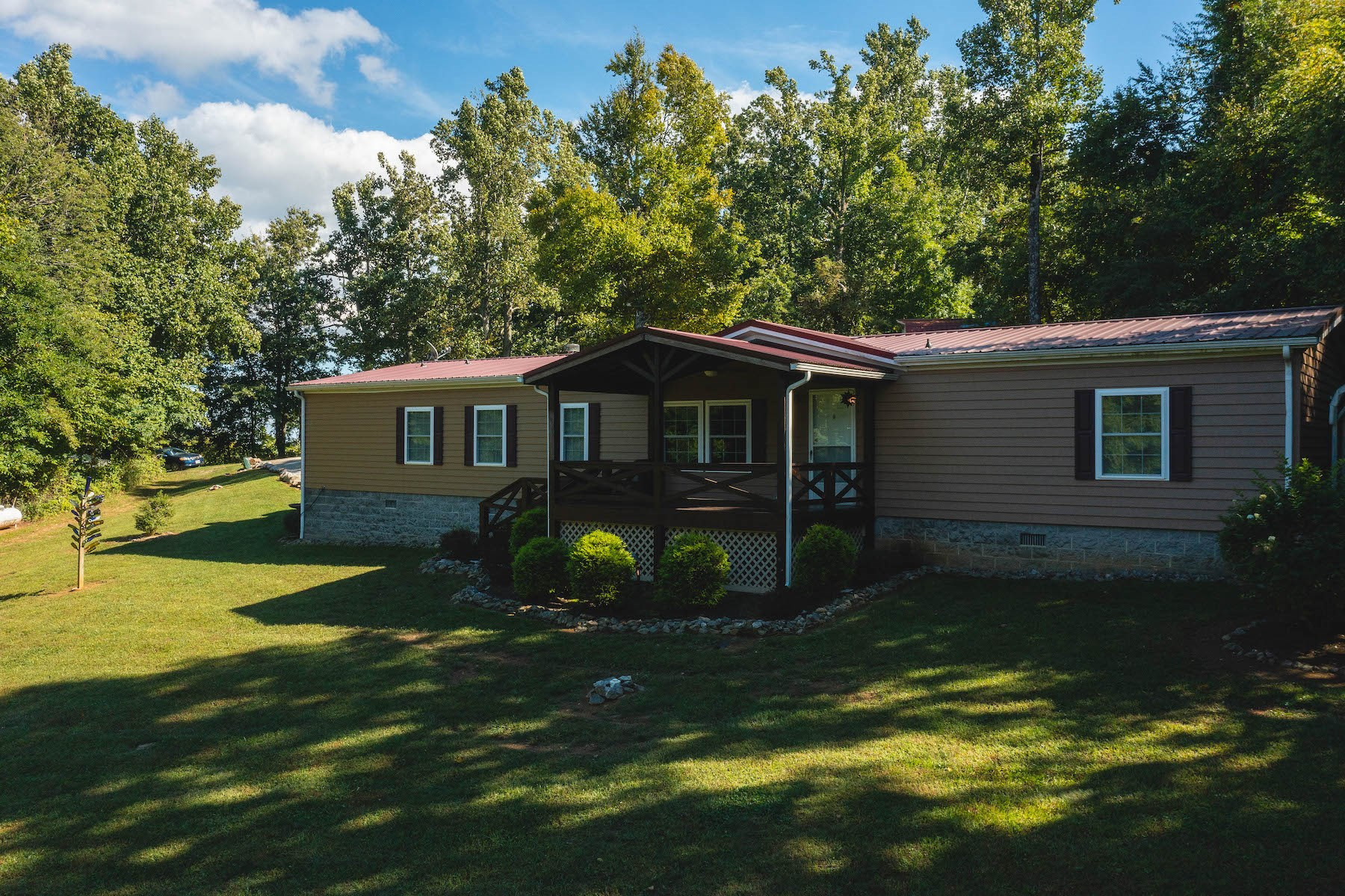 Country Home for Sale in Copper Hill VA