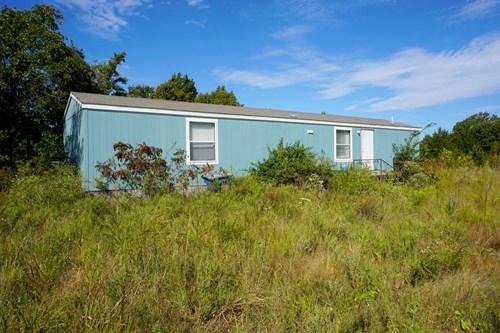 Home & Acreage No Reserve  Auction, Wellston, OK. Lincoln Co