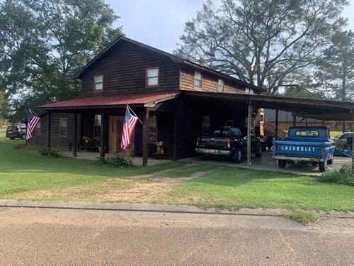 Historic Farmhouse For Sale Pike County Magnolia MS