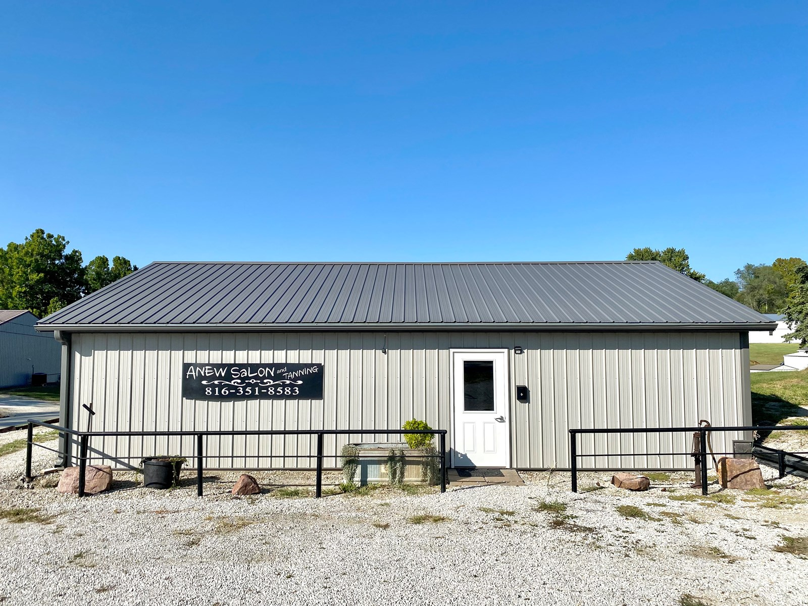 Commercial Building in Business District, Princeton MO