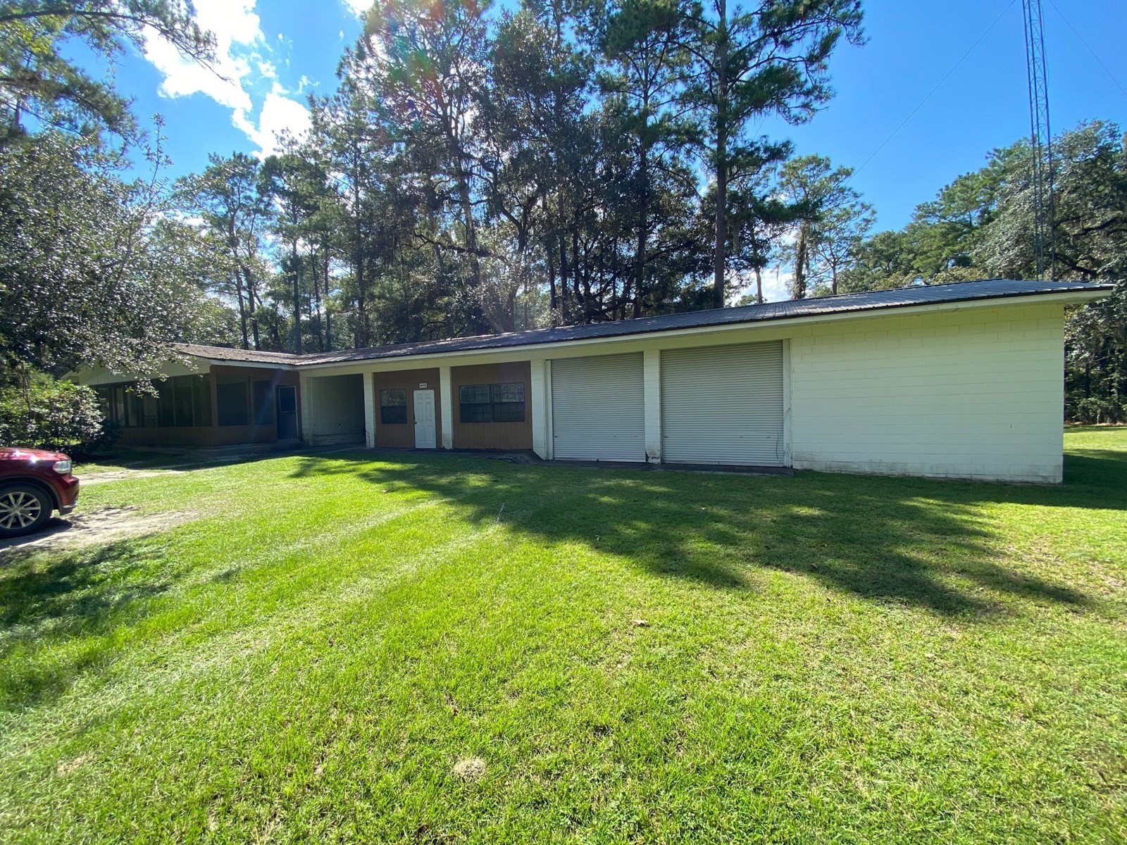 BEAUTIFUL HOME WITH POOL ON 13.14 AC FOR $425,000!!!!